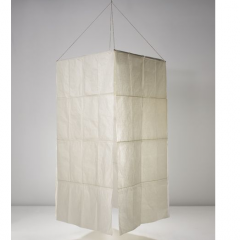 Rare and Important Akari 'Meditation Room' by Isamu Noguchi, ca. 1975