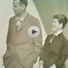 Charles & Ray Eames on NBC in 1956