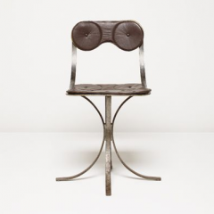 Grains de Café side chair by Claude Lalanne