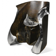 Italian fish, a chair, ron arad, sothebys, design