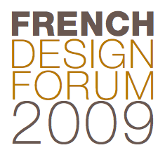 French Design Forum 2009