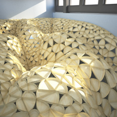 Voussoir Cloud by IwamotoScott - SCI-Arc Gallery