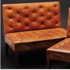 Pair of 'Modul Sofas' by Kaare Klint, 1939
