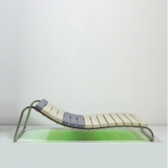 """Office Chair for the New Economy"" by Johanna Grawunder, 2006, lot 45 in Phillips de Pury NOW sale"
