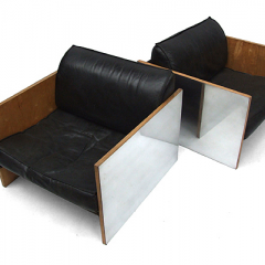 Steelform Armchairs