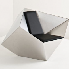 'Spirit House' chair 2007 by Daniel Libeskind - Phillips de Pury & Company