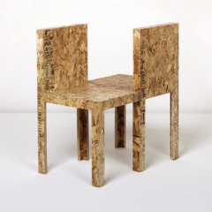 """Double-chair #1"" by Chris Rucker, 2010"