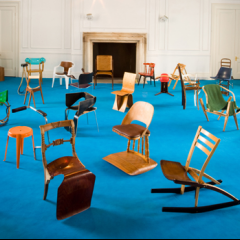 "Martino Gamper ""100 Chairs in 100 Days""– London 2007"