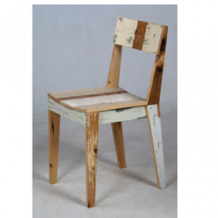 Scrapwood Chair by Piet Hein Eek