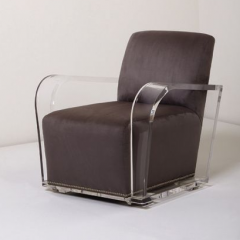 """Coco"" chair by Geoffrey Bradfield, ca. 2007"