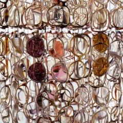 'Spectacle' (detail) by Stuart Haygarth, 2009
