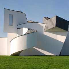 Vitra Design Museum: Frank Gehry [photo by Wladyslaw Sojka]