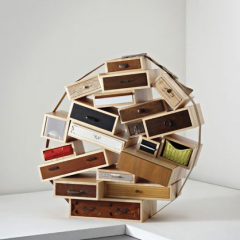 Tejo Remy - 'You Can't Lay Down Your Memories' cabinet, designed 1991