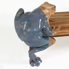 Grenouille table by Hella Jongerius – ©Fabrice GOUSSET COURTESY GALERIE KREO