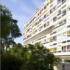 Apartment 50, Radiant City, Marseille