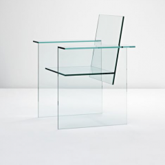 Shiro Kuramata - Glass Chair 1976, Phillips de Pury