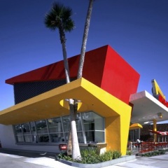 Stephen Kanner, In and Out Burger design 2008