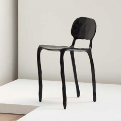 'Clay' chair by Maarten Baas 2008