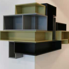 Box Shelves by Derek Welsh