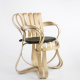 Cross Check armchair by Frank Gehry - Wright 2009