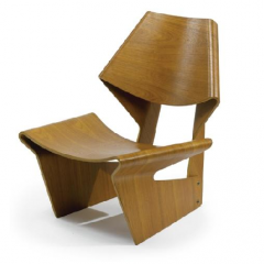 Chair by Grete Jalk, ca. 1960