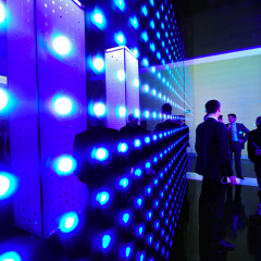 LED Multimedia Wall at Light+Building 2010