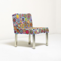 'Sonia Diniz' chair by Fernando and Humberto Campana