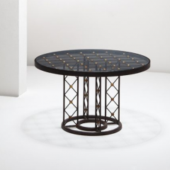 Jean Royère's - Rare 'Tour Eiffel Alexadrie' side table, Phillips de Pury