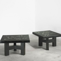 Ado Chale - Coffee Tables, pair