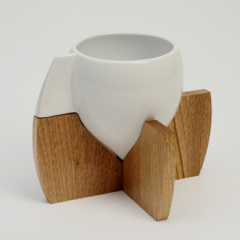 Skase Tea Cup Set by Steve Watson