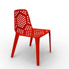 'Pattern' chair by Arik Levy for Emu, 2010