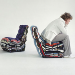 Tejo Remy Rag Chair - Reclaiming Design Video