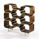 Hive Shelving Unit by Chris Ferebee, 1999