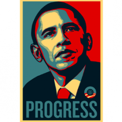 Shepard Fairey, Obama poster