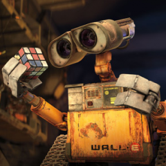 WALL-E - Image coutesy of Pixar