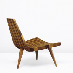 'Three-Legged Chair' by Joaquim Tenreiro, ca. 1947