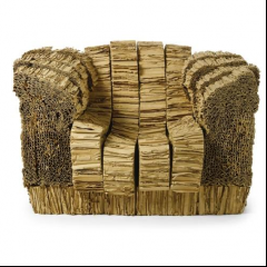 'Grandpa Beaver' Armchair by Frank Gehry, ca. 1986