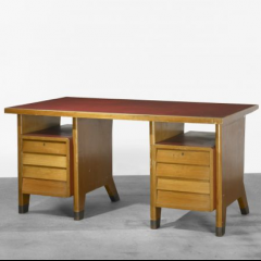 Gio Ponti - Desk from the Administraie Offices, Forli, Wright