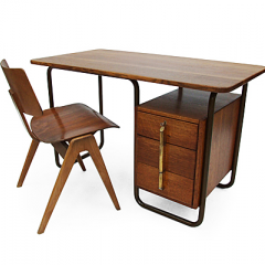 PEL Desk by Welles Coates