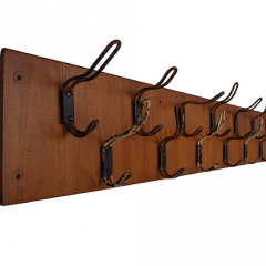 School Coat Rack