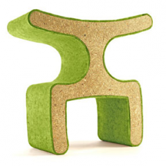 Isabella stool by Ryan Frank 2008