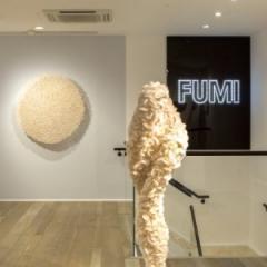 Praeteritum, Praesens et Futurum by Rowan Mersh at Gallery FUMI