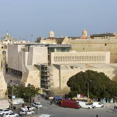 Valletta City Gate by Renzo Piano Building Workshop