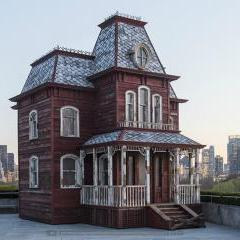 The Roof Garden Commission: Cornelia Parker, Transitional Object (PsychoBarn)