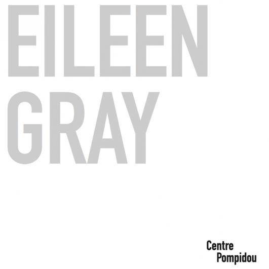 Eileen Gray at Centre Pompidou