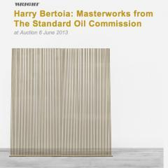 Harry Bertoia: Masterworks from The Standard Oil Commission
