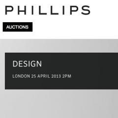 Phillips April Design Auction