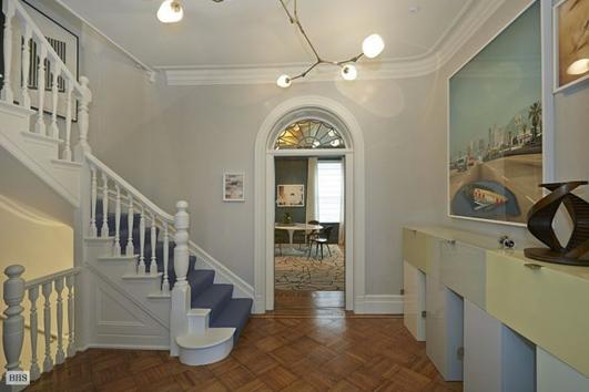 Andy Warhol's former townhouse