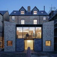 Semi-detached in Oxford by Delvendahl Martin Architects