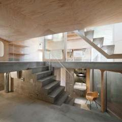Tsubomi House by Flathouse, Tokyo